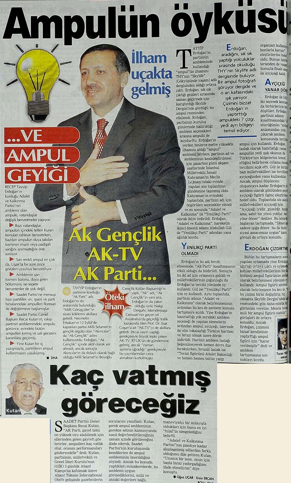 Ampulün öyküsü