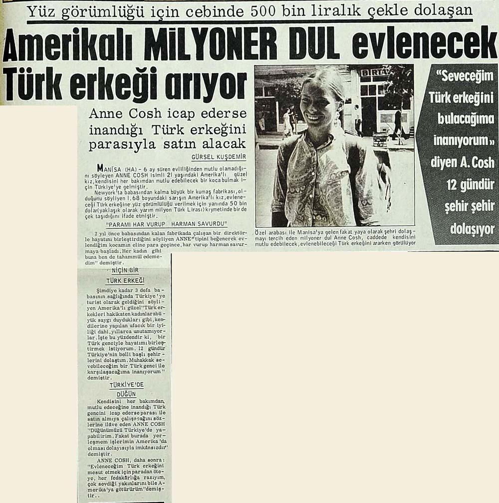 Türk erkeği arıyor
