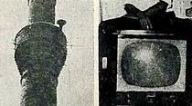 Antenini minareye kurduğu halde Almanya'dan getirdiği televizyonu hiçbir yeri almadı