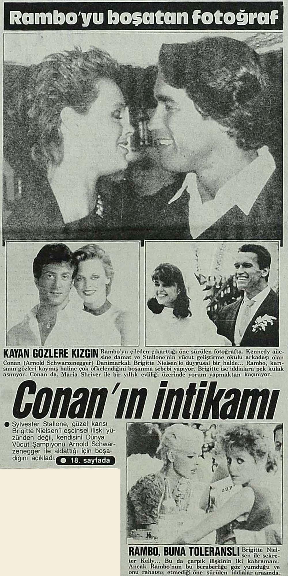 Conan'ın intikamı