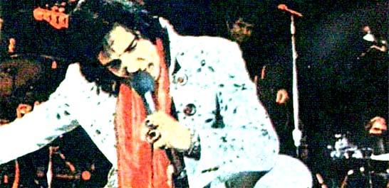 Elvis Presley artık yok
