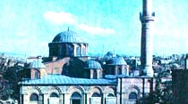 Kariye Camii soyuldu