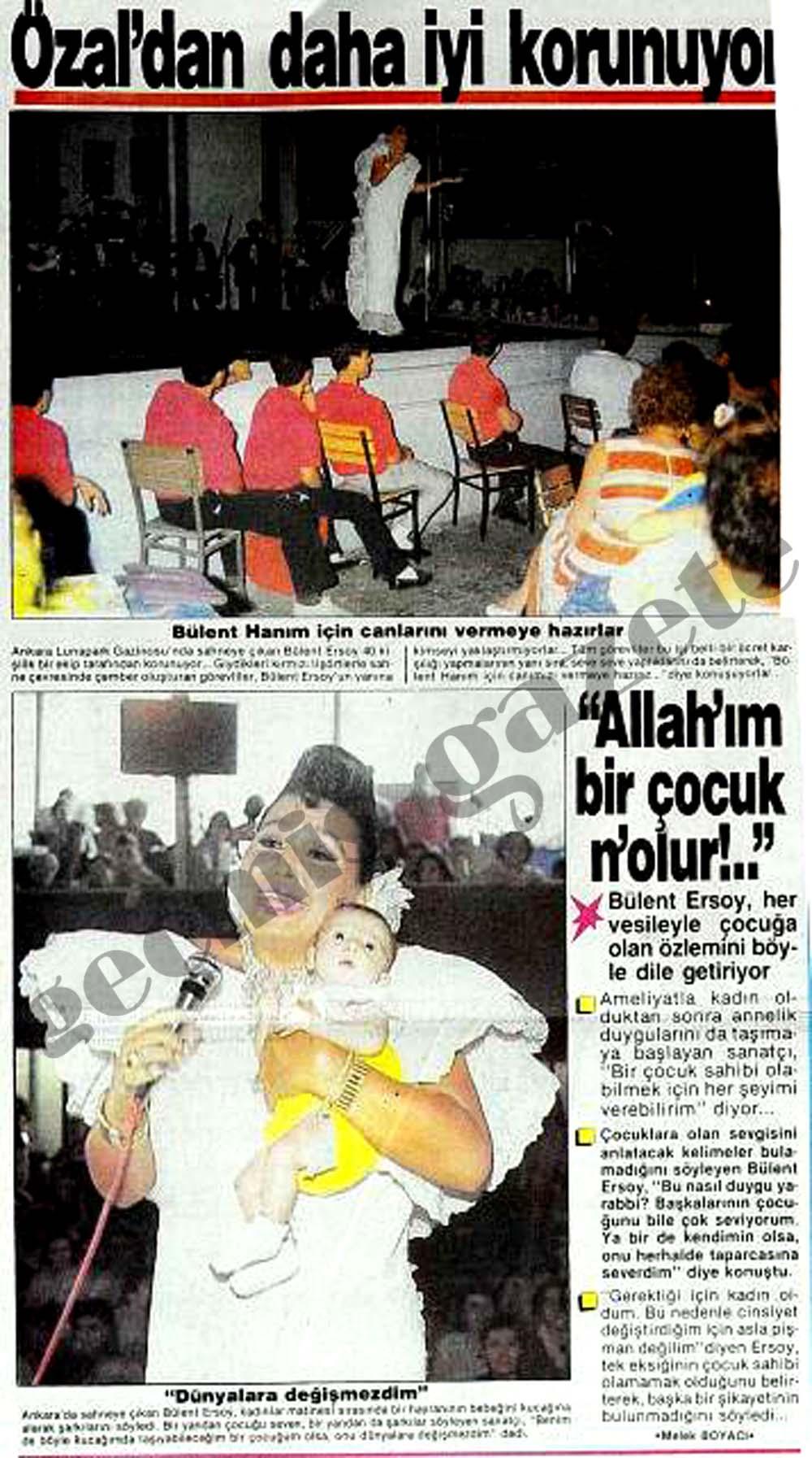 """""""Allah'ım bir çocuk n'olur!.."""""""