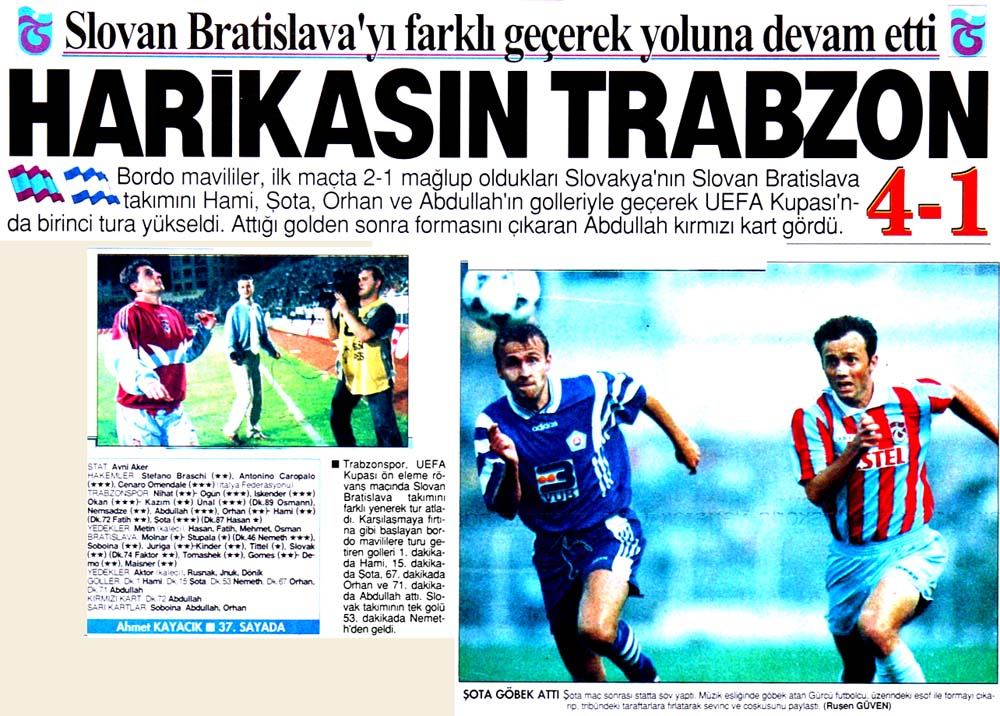 Harikasın Trabzon