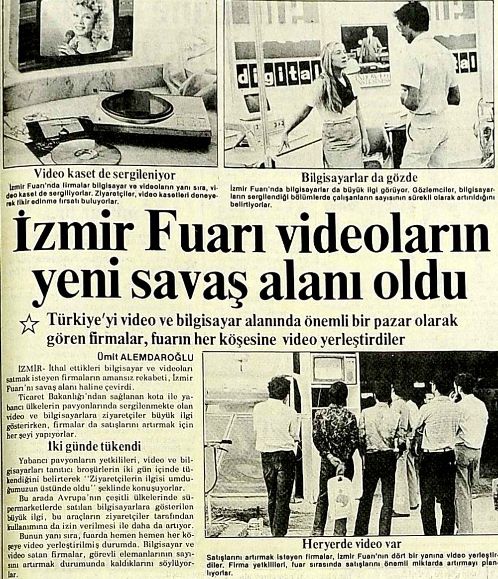 Heryerde video