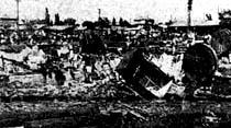 Ankara'daki yangında 177 bina kül oldu