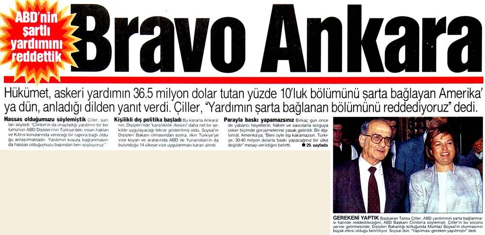 Bravo Ankara