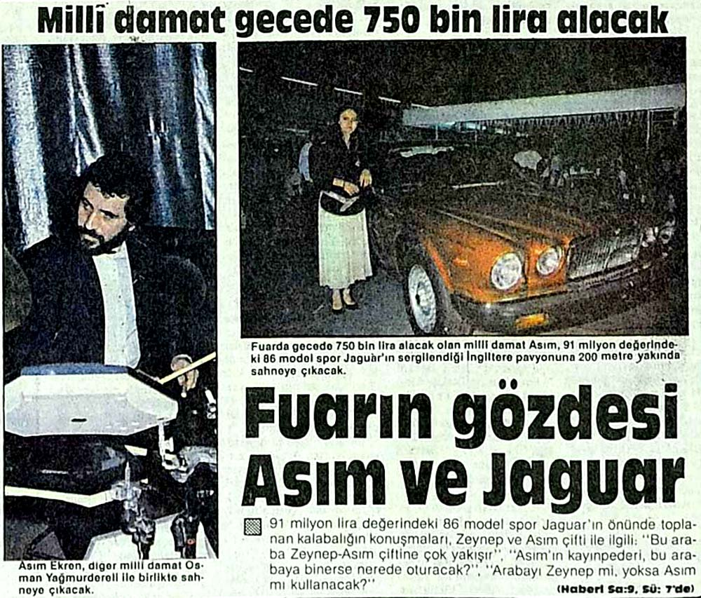 Asım ve Jaguar