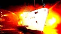 PKK İstanbul'da gemi yaktı