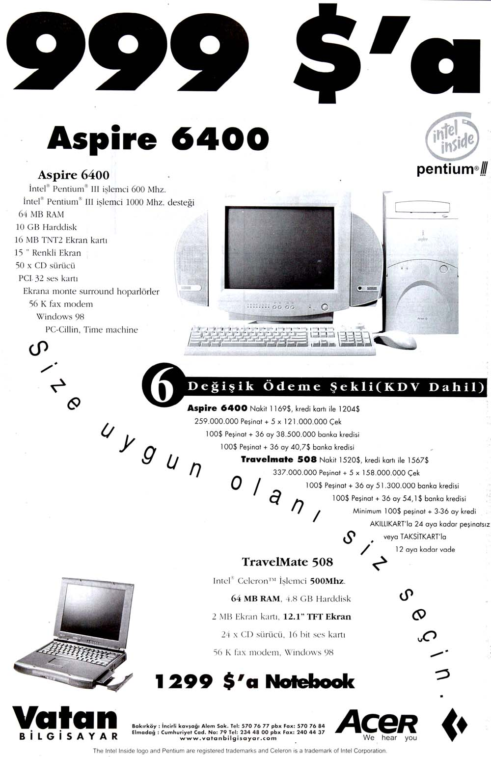 Aspire 6400