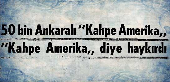 ''Kahpe Amerika'' ''Kahpe Amerika''