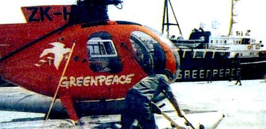 Greenpeace pes etmiyor