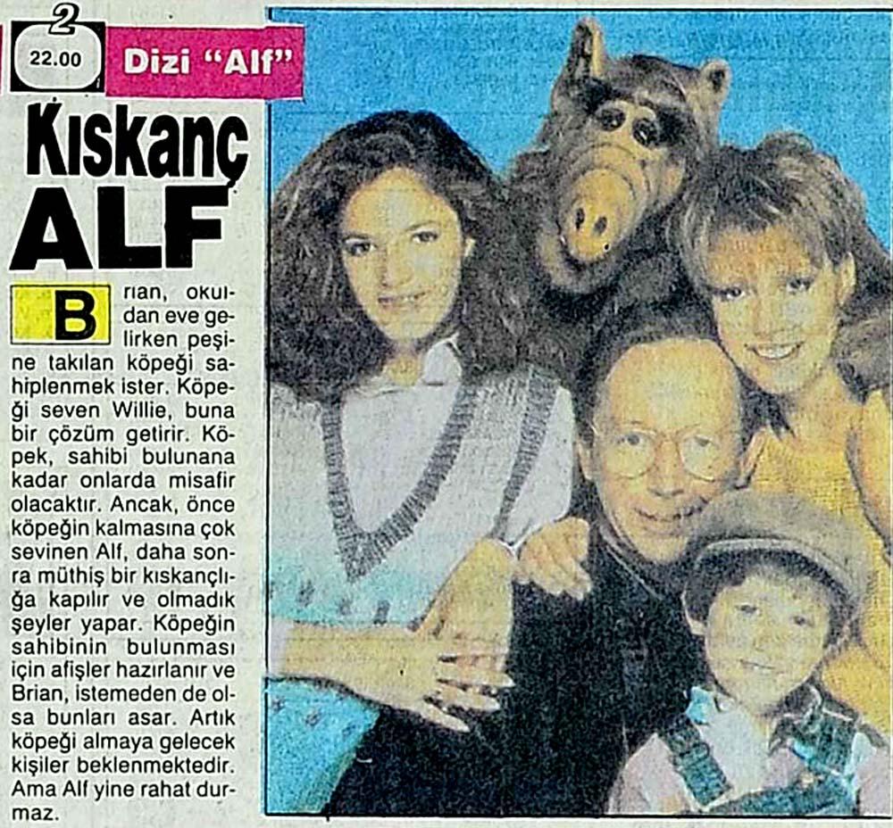 Kıskanç Alf