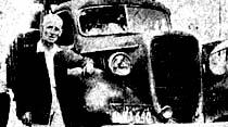 Jübilesi hazırlanan 52 yıllık şoför konuştu