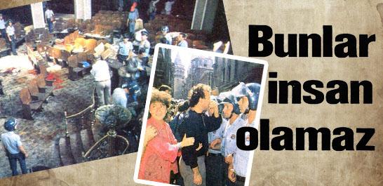 İstanbul'da Musevi ayinine Arap baskını: 23 ölü