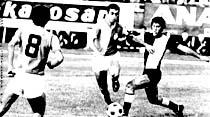 Ligin ilk maçı D.Bahçe'de oynandı