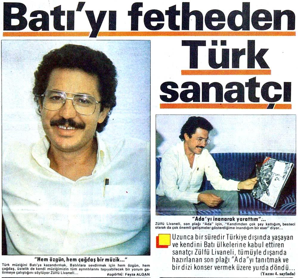 Batı'yı fetheden Türk sanatçı