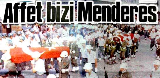 İstanbul'da gözyaşı ve sevgi seli