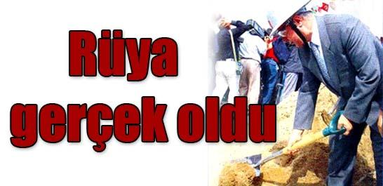 Bakü-Ceyhan'a ilk harç