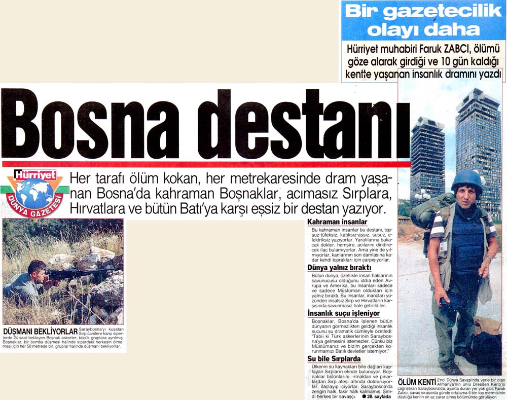 Bosna destanı
