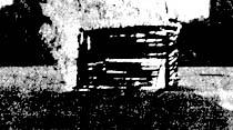 Tatbikat için ateşe verilen tahta baraka itfaiye gelene kadar yanıp kül oldu