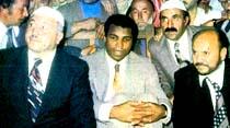 Muhammed Ali boksu bıraktı