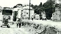 Beylerbeyi-Çengelköy yolu genişletme çalışması 19 yıl sonra yeniden başladı