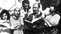 Hacıhüsrevli Güler, Filiz Akın'a yankesicilik, Sülün Osman da Sadri Alışık'a dolandırıcılık dersi verdi