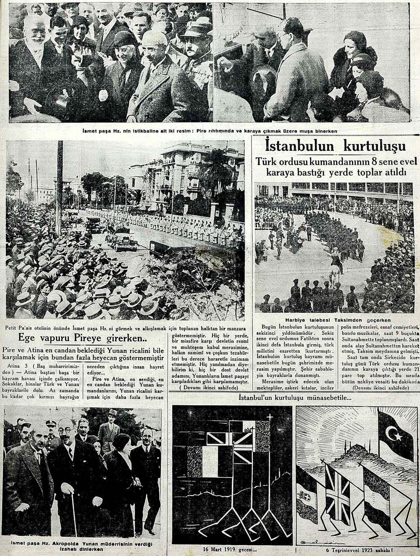 İstanbulun kurtuluşu