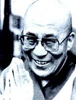 Sürgündeki Dalai Lama