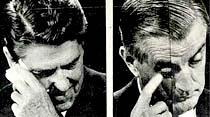 Reagan, kendi silahıyla vuruldu