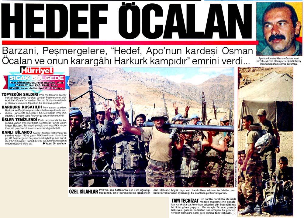 Hedef Öcalan