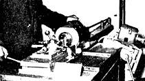 Bir saatte 6 bin kesekağıdı yapabilen yerli malı makine