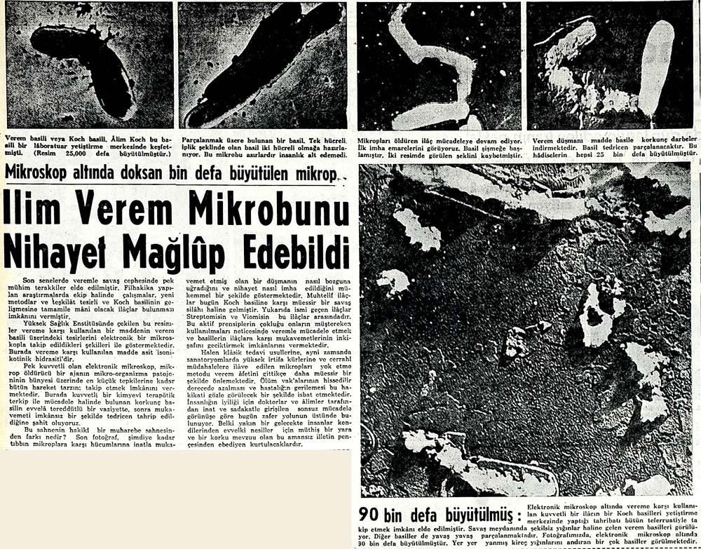 Ilim Verem Mikrobunu Nihayet Mağlup Edebildi