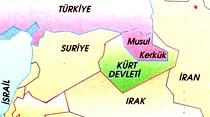 Musul-Kerkük Türkiye'ye veriliyor