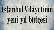 İstanbul vilayetinin yeni yıl bütçesi 37 milyon lira