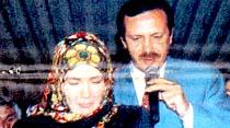 Erdoğan: Maalesef hiç aşık olamadım