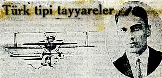 Türk tipi tayyareler