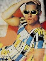 Mini Etekli Brad Pitt