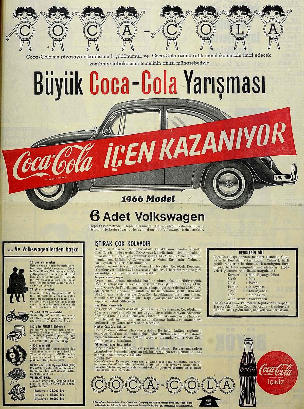 Büyük Coca-Cola Yarışması