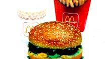 İstanbul'a hoşgeldin McDonald's!