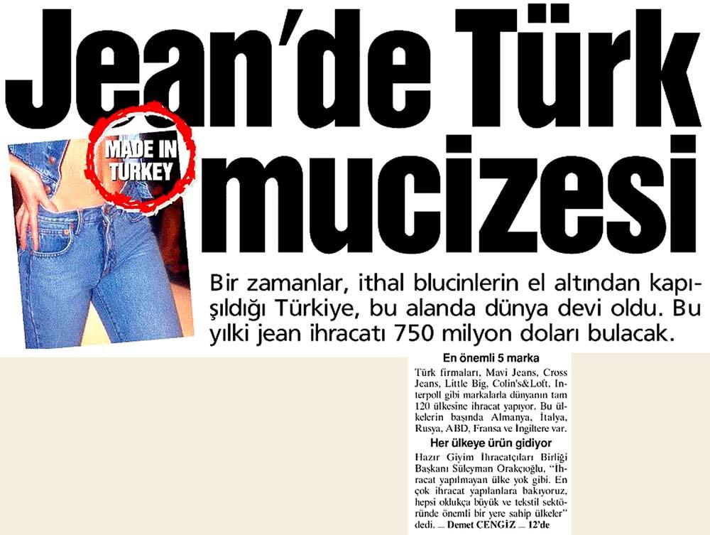 Jean'de Türk mucizesi
