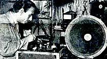 Yerli malı tel üzerine ses kayıt cihazı imal edildi
