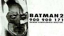 Batman komutlarınızı bekliyor