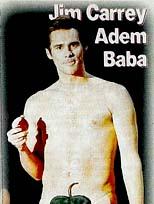 Jim Carrey Adem Baba
