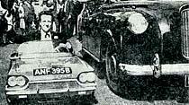 Saatte 45 kilometre Giden dünyanın en Ufak otomobili yapıldı