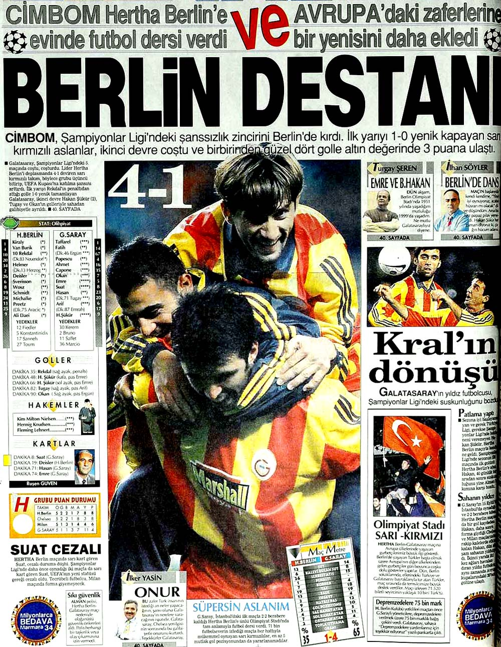 Berlin Destanı 4-1
