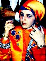 Erbakan'ın kızı Tayyip'le kapıştı