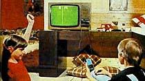 Televizyon oyuncak oldu!