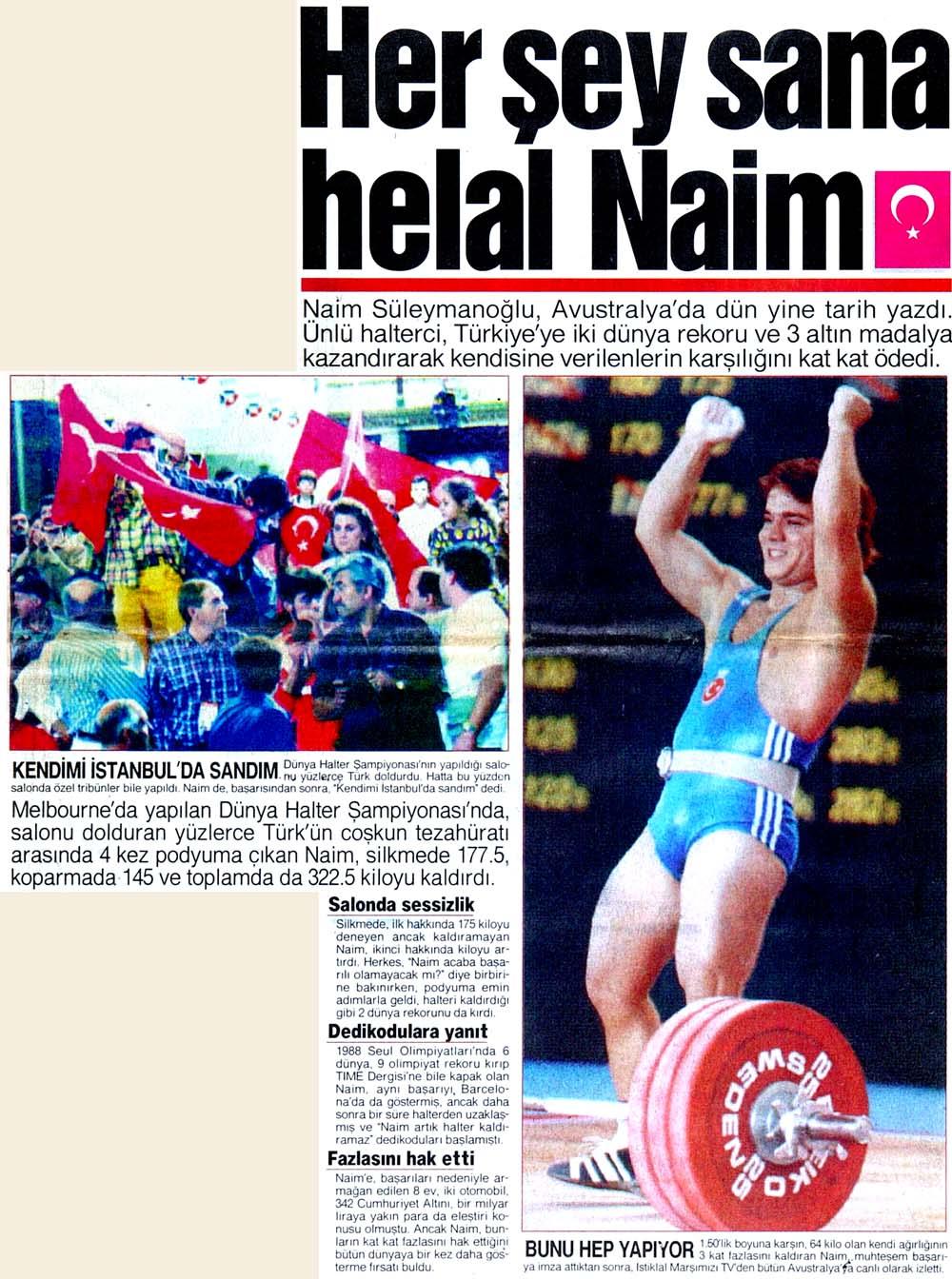 Her şey sana helal Naim